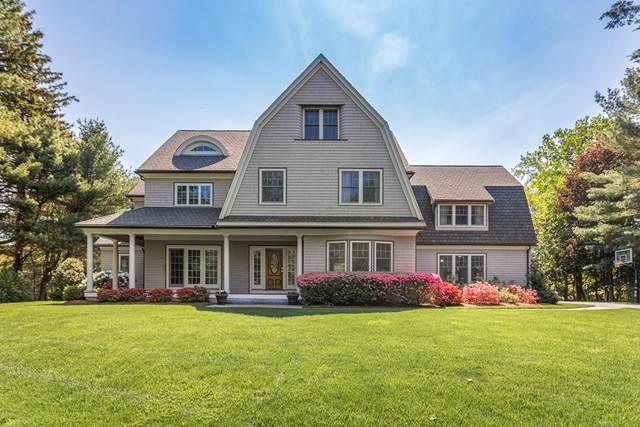 4 Hampton Rd., Lexington, MA 02421 (MLS #72852356) :: Westcott Properties