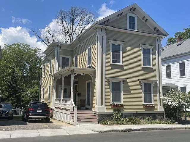 36 Essex Street #1, Salem, MA 01970 (MLS #72852368) :: Alfa Realty Group Inc
