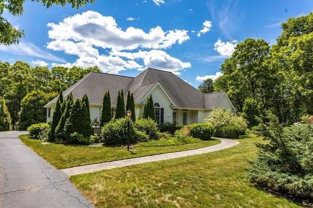 12 Sycamore Ave, Bourne, MA 02562 (MLS #72852369) :: EXIT Cape Realty