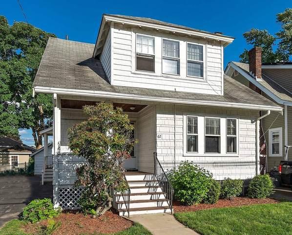 62 Robertson St, Quincy, MA 02169 (MLS #72852373) :: Westcott Properties