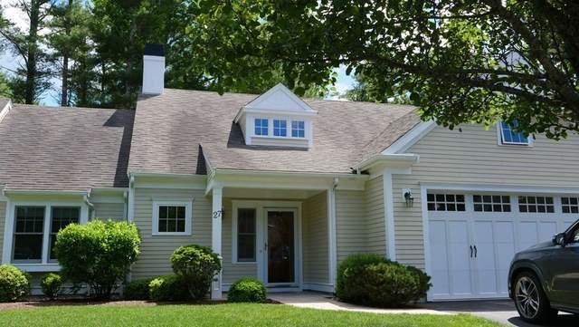 27 Mariner's Drive #27, Marshfield, MA 02050 (MLS #72852389) :: Westcott Properties