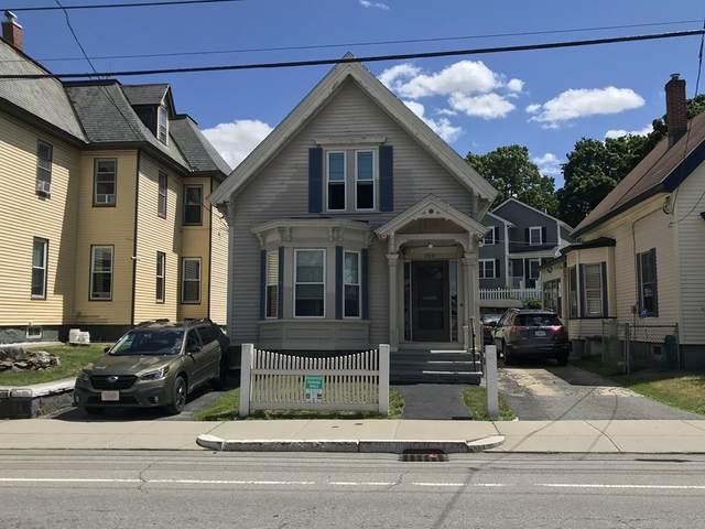 208 Westford St, Lowell, MA 01851 (MLS #72852396) :: Westcott Properties