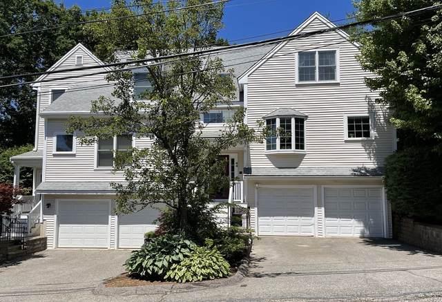 64 Putnam Street #64, Needham, MA 02492 (MLS #72852400) :: Westcott Properties