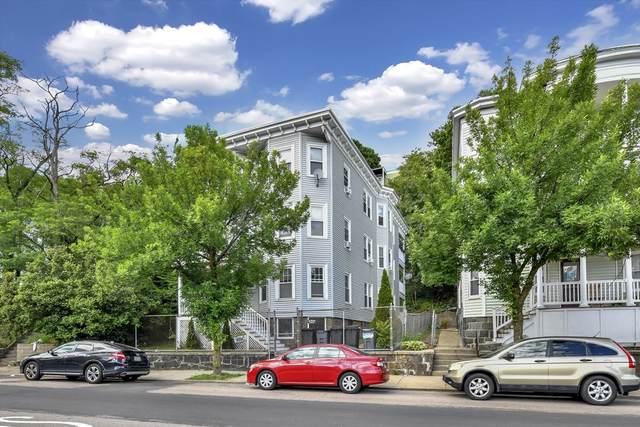 128 Hancock St, Boston, MA 02125 (MLS #72852405) :: Westcott Properties