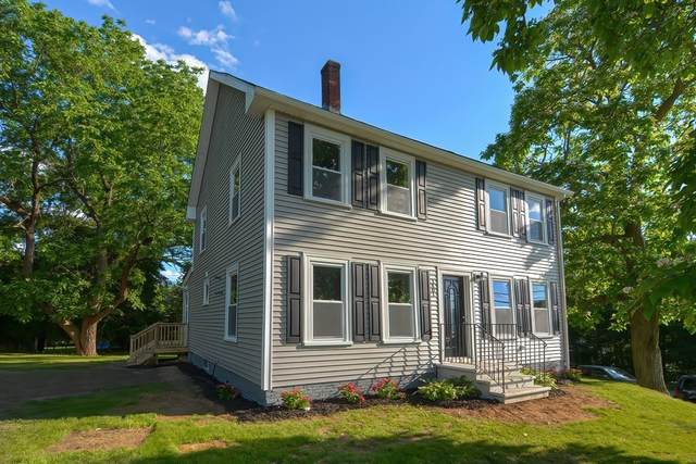 1401 Pulaski Blvd, Bellingham, MA 02019 (MLS #72852413) :: Westcott Properties