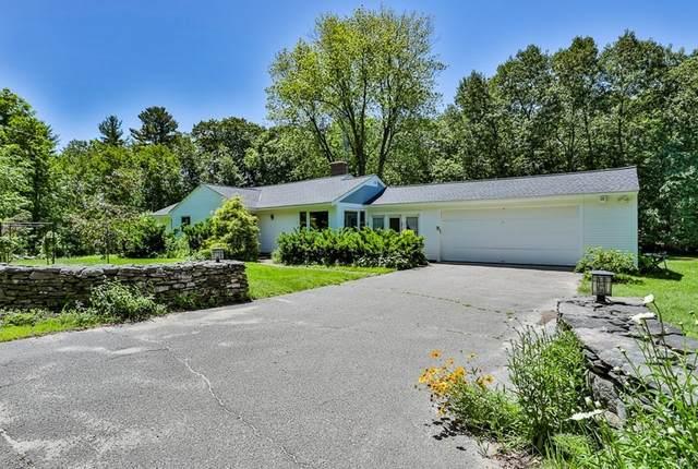 9 Manor Rd, Bolton, MA 01740 (MLS #72852417) :: Westcott Properties