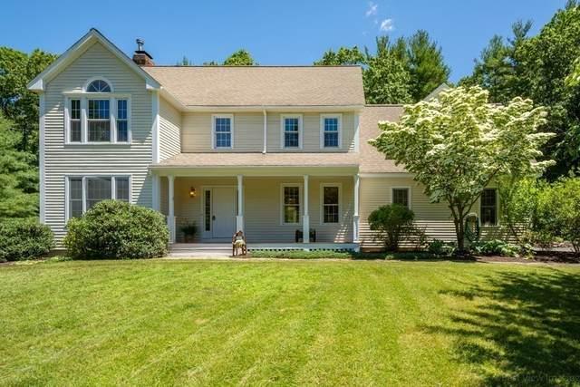 85 Whitcomb Road, Boxborough, MA 01719 (MLS #72852421) :: Westcott Properties