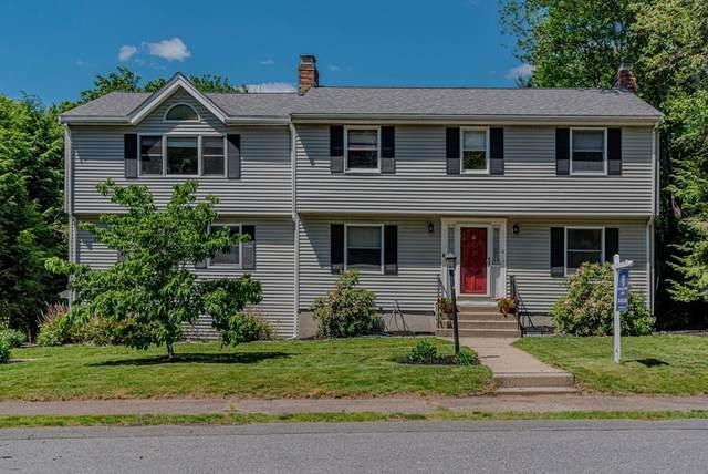 11 Wellington Lane Ave, Lexington, MA 02420 (MLS #72852433) :: Westcott Properties
