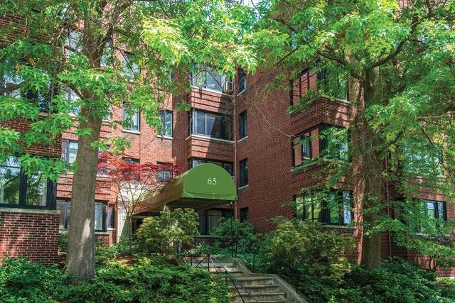 65 Strathmore Rd #26, Boston, MA 02135 (MLS #72852476) :: EXIT Cape Realty