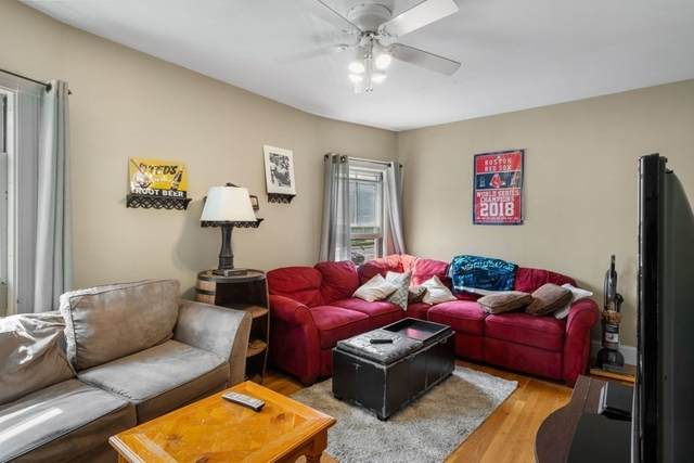 273 Tremont Street, Newton, MA 02458 (MLS #72852488) :: The Gillach Group