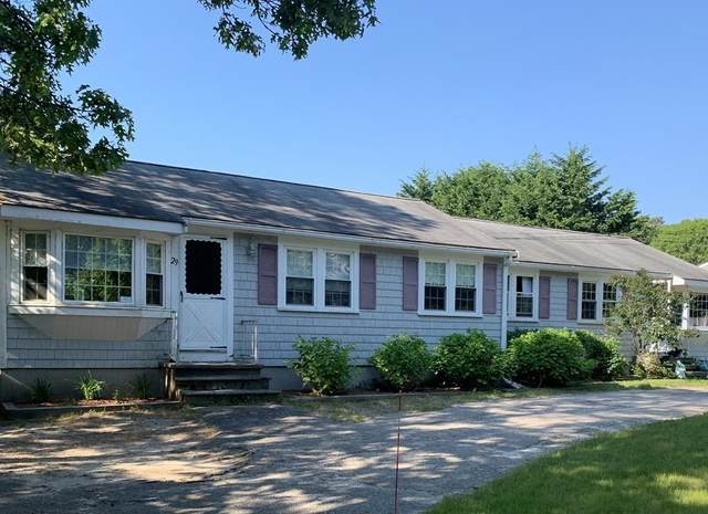 27 Lower County Rd, Harwich, MA 02671 (MLS #72852500) :: EXIT Cape Realty