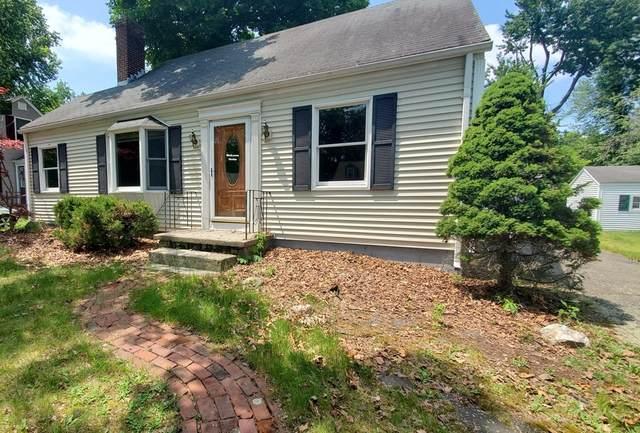 112 Quaker Rd, Springfield, MA 01118 (MLS #72852578) :: NRG Real Estate Services, Inc.