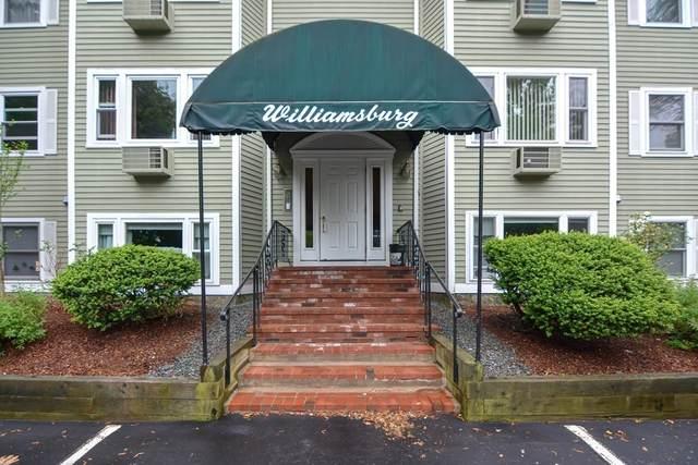 365 Washington #10, Norwood, MA 02062 (MLS #72852586) :: Trust Realty One
