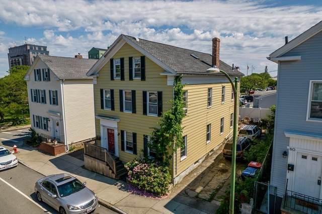 78 Mill St, New Bedford, MA 02740 (MLS #72852613) :: RE/MAX Vantage