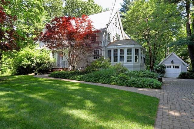 463 South Street, Needham, MA 02492 (MLS #72852641) :: EXIT Cape Realty