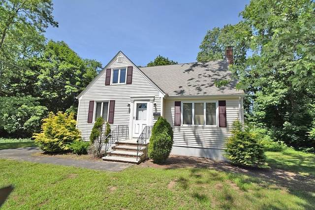 20 Golden Road, Stoughton, MA 02072 (MLS #72852646) :: EXIT Cape Realty