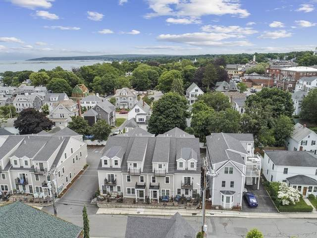 23 Howland Street #4, Plymouth, MA 02360 (MLS #72852705) :: Anytime Realty