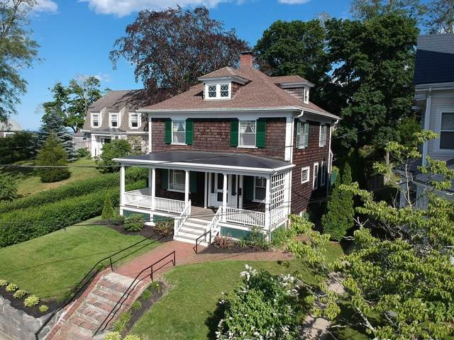 10 Clyfton St, Plymouth, MA 02360 (MLS #72852706) :: Anytime Realty