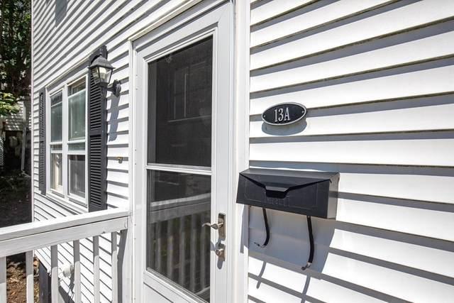 13 Codman Hill Ave A, Boston, MA 02124 (MLS #72852730) :: East Group, Engel & Völkers