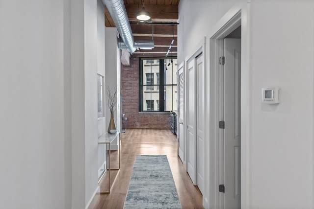 49 Melcher Street #202, Boston, MA 02210 (MLS #72852740) :: Spectrum Real Estate Consultants