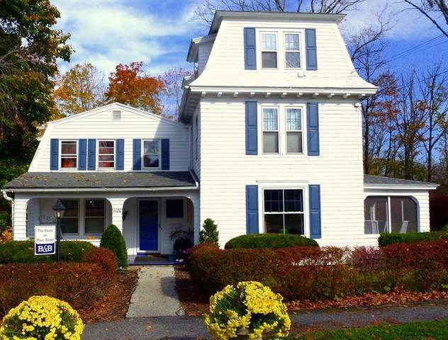 1120 Main St, Williamstown, MA 01267 (MLS #72852746) :: Kinlin Grover Real Estate