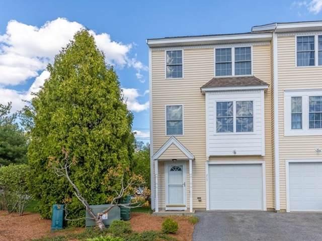 41 Boston Rd #215, Billerica, MA 01862 (MLS #72852779) :: Alfa Realty Group Inc