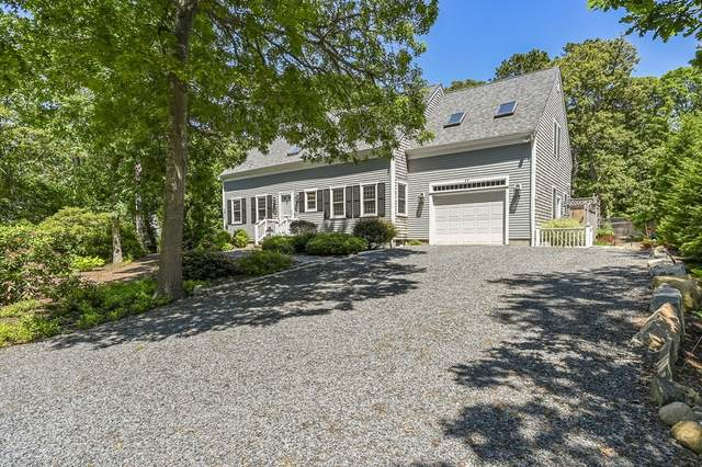 25 Bog Pond Rd, Brewster, MA 02631 (MLS #72852789) :: Dot Collection at Access