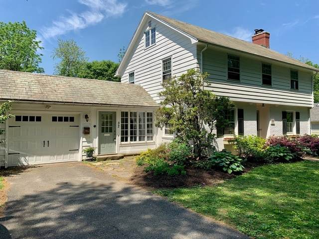 32 Moorland St, Amherst, MA 01002 (MLS #72852813) :: Dot Collection at Access