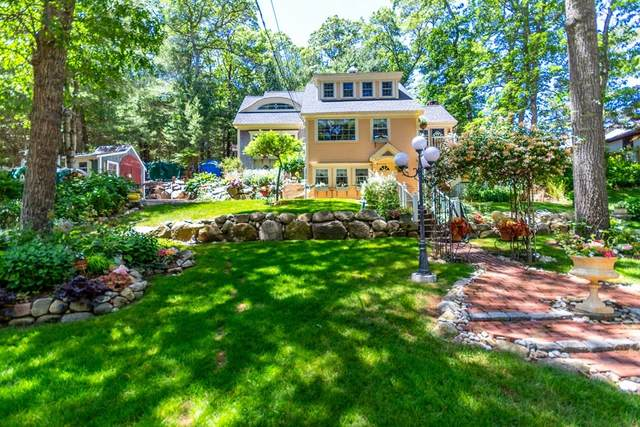 328 John Parker Rd, Falmouth, MA 02536 (MLS #72852836) :: The Gillach Group