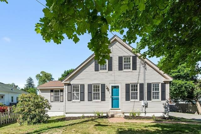 15 Green Hill Road, Exeter, NH 03833 (MLS #72852845) :: The Seyboth Team