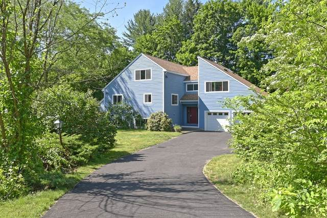 1 Whittemore Lane, Wayland, MA 01778 (MLS #72852871) :: Anytime Realty