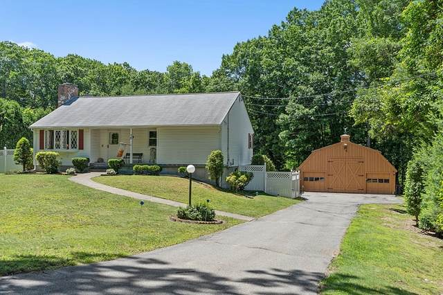 18 Beaman Road, Sterling, MA 01564 (MLS #72852909) :: The Gillach Group