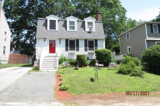 39 Valley Road, Dracut, MA 01826 (MLS #72852931) :: The Gillach Group