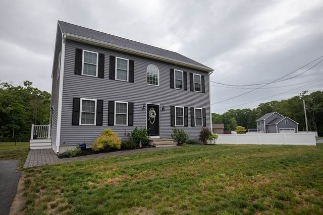 402 Courtney, Fall River, MA 02720 (MLS #72852954) :: Anytime Realty