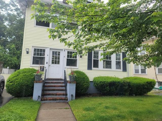8 Belvoir #1, Milton, MA 02186 (MLS #72852961) :: Anytime Realty