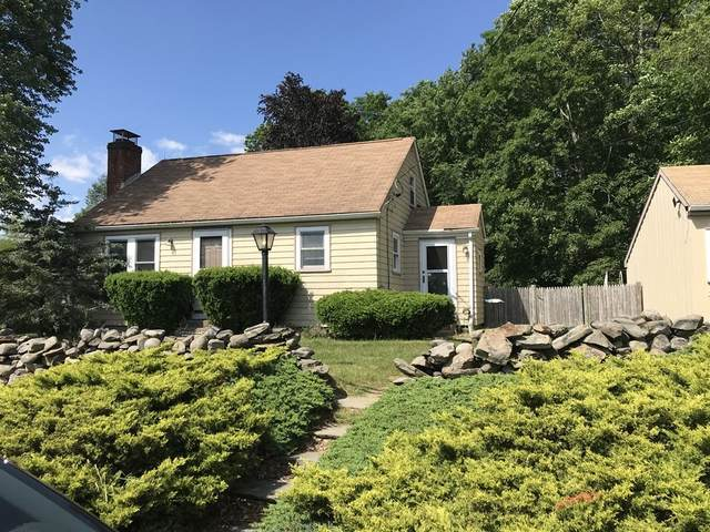165 Danforth St, Rehoboth, MA 02769 (MLS #72853007) :: Dot Collection at Access