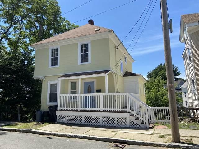 31 Gilbert Ave, Haverhill, MA 01832 (MLS #72853008) :: Alfa Realty Group Inc