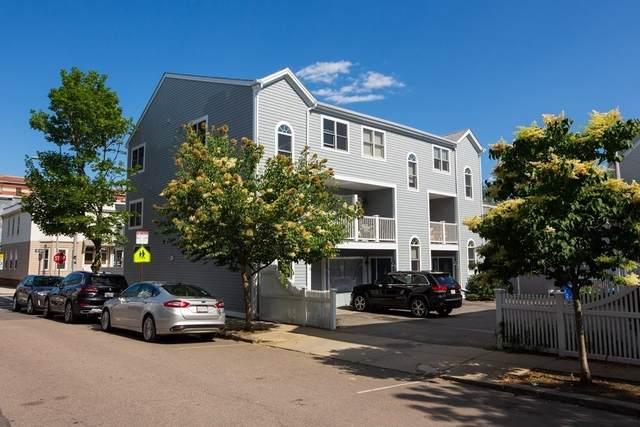 719 E 7Th St #3, Boston, MA 02127 (MLS #72853025) :: Chart House Realtors