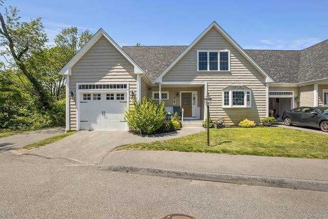 9 Rachels Way #9, Scituate, MA 02066 (MLS #72853029) :: Conway Cityside