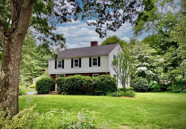 15 Dartmouth Road, Longmeadow, MA 01106 (MLS #72853096) :: Dot Collection at Access