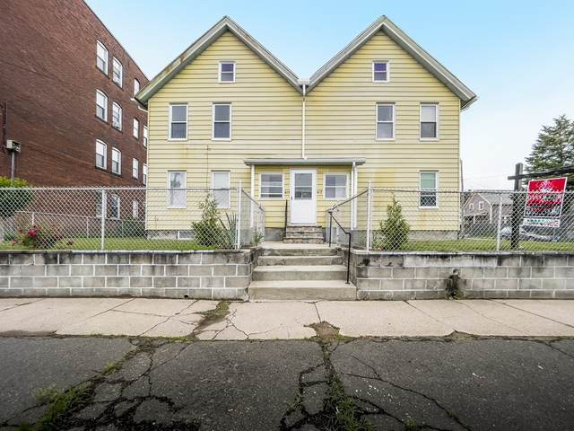 417-419 S Elm St, Holyoke, MA 01040 (MLS #72853102) :: Dot Collection at Access