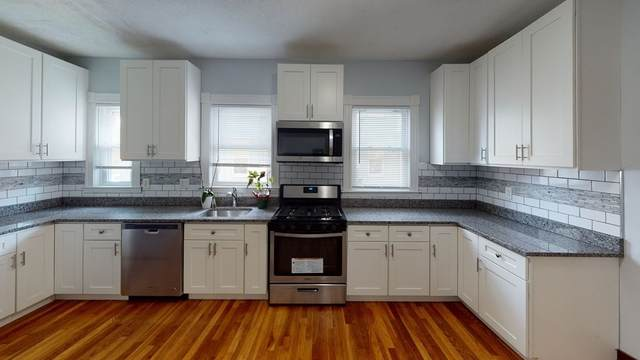 20 Maxwell St #1, Boston, MA 02124 (MLS #72853108) :: Dot Collection at Access