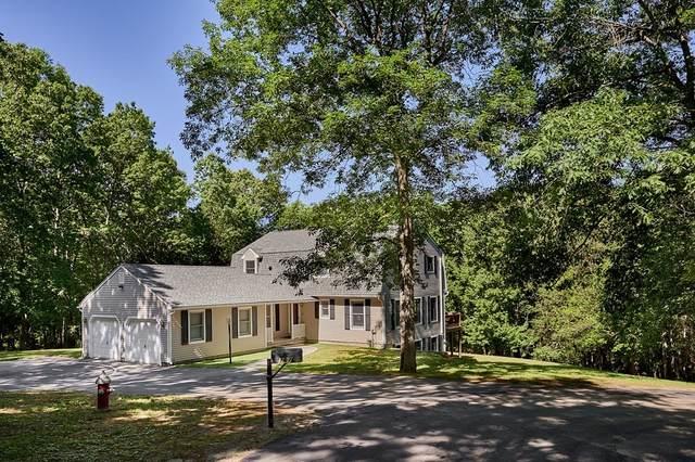 167 Baker Hill Rd, Northampton, MA 01062 (MLS #72853484) :: Westcott Properties