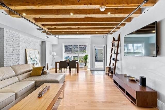 40 Commercial Wharf #40, Boston, MA 02110 (MLS #72853501) :: East Group, Engel & Völkers