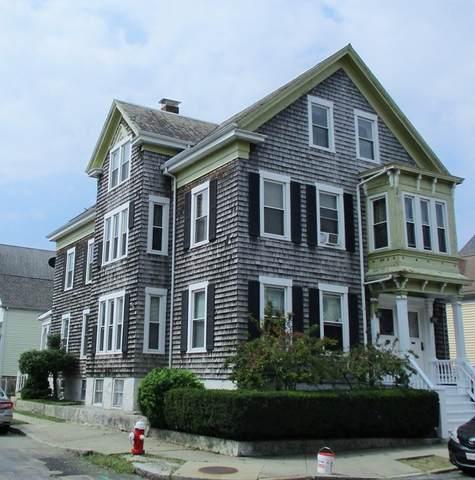 40 Parker St, New Bedford, MA 02740 (MLS #72853515) :: RE/MAX Vantage