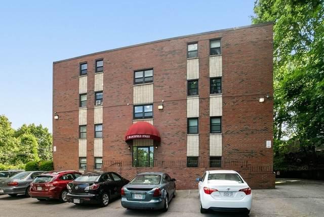 22 Branchfield St A4, Boston, MA 02124 (MLS #72853521) :: East Group, Engel & Völkers