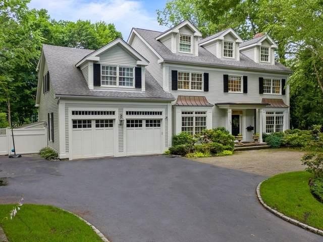 140 Wellesley Ave, Wellesley, MA 02481 (MLS #72853527) :: The Smart Home Buying Team