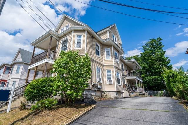 52-54 Bellevue St, Lowell, MA 01851 (MLS #72853592) :: Anytime Realty