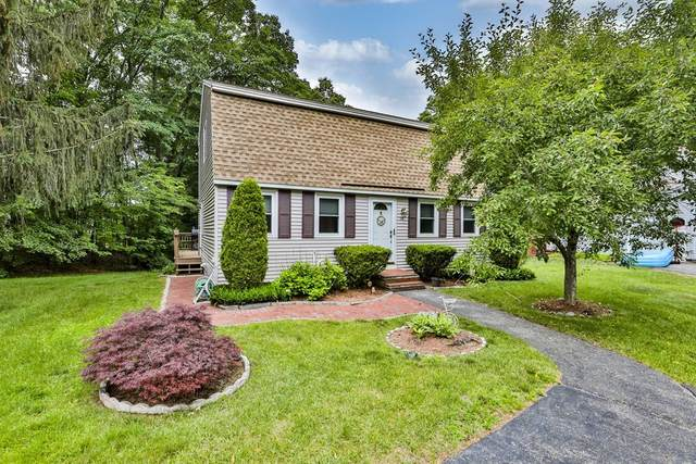 38 Copperfield Dr #38, Nashua, NH 03062 (MLS #72853640) :: The Seyboth Team