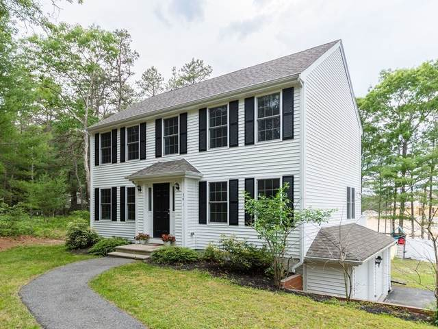 391 Little Sandy Pond Rd, Plymouth, MA 02360 (MLS #72853751) :: Anytime Realty